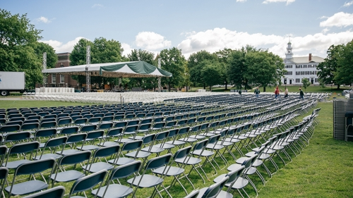 Graduation chairs
