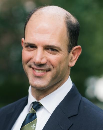 Headshot of Scott C Brown