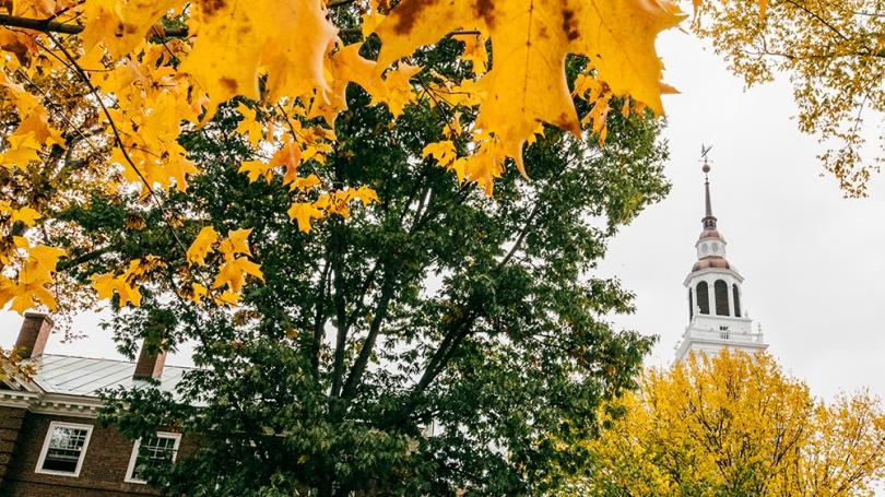 Around Campus fall